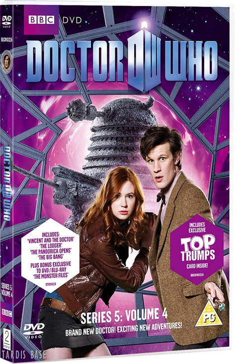 Doctor Who Series 5 Volume 4