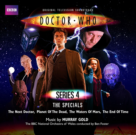 Series 4 Specials Soundtrack