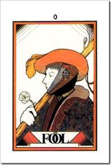 Aquarian Tarot Major-Fool
