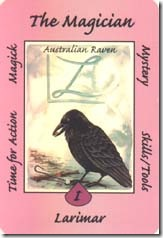 Australian Animal Tarot (1)
