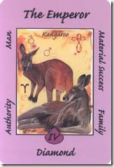 Australian Animal Tarot (4)