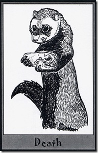 Ferret Tarot (13)