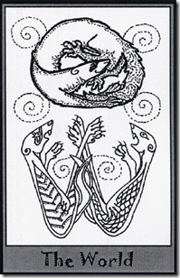 Ferret Tarot (21)