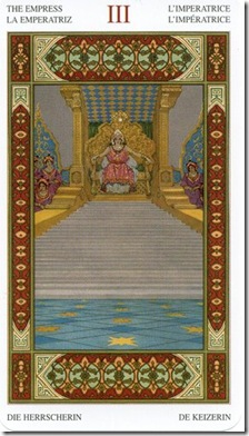 Tarot of the Thousand and One Nights (3)