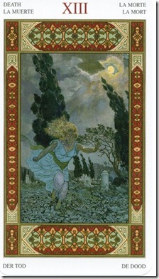Tarot of the Thousand and One Nights (13)