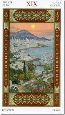 Tarot of the Thousand and One Nights (19)
