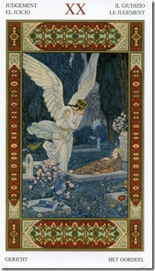 Tarot of the Thousand and One Nights (20)