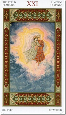 Tarot of the Thousand and One Nights (21)