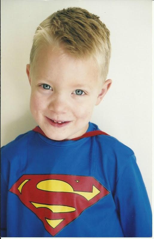 superman ty
