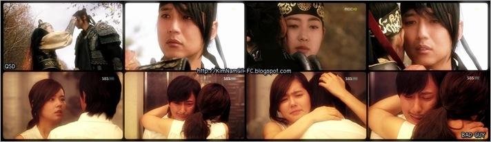 KimNamGil Cry Moment