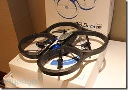 Parrot AR Drone Quadricopter 02