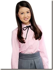 First Time Cast - Barbie Forteza as Cyndi Gomez