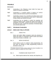 KBP Broadcast Code of the Philippines 2007 - Page 2