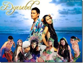 Dyesebel Cast  01