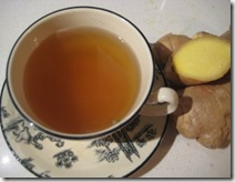 Ginger Tea 01