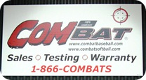Combat - Main Sign