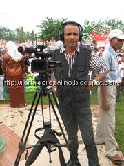 Kuansing TV Shooting Karnaval dan Drum Band Bahana di Kota Teluk Kuantan 3