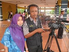 Kuansing TV Shooting Karnaval dan Drum Band Bahana di Kota Teluk Kuantan 5