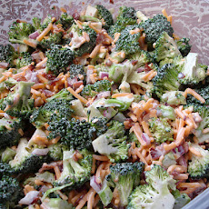 Broccoli-cheese Salad