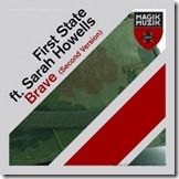 First State Feat Sarah Howells - Brave