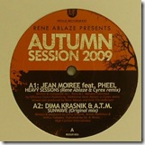 Rene Ablaze Presents - Autumn Sessions 2009