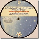 Wellenrausch & Velvet Skies - Watching Jupiter And Mars