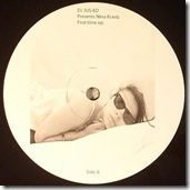 DJ JUS ED presents NINA KRAVIZ - First Time EP