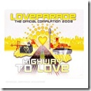 Loveparade 2008_The Official Compilation(2cd dvd)