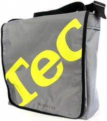 TECHNICS CITY BAG - MANCHESTER