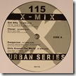 X Mix Urban Series 115