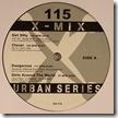X Mix Urban Series 115