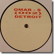 OMAR S - 002 (reissue with bonus track)