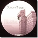 DONOR and TRUSS - Decay EP   techno