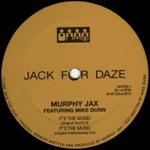 Murphy Jax feat Mike Dunn – Its The Music