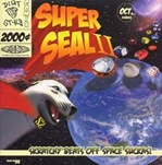 Q-Bert - Super Seal II- Skratchy Beats off Space Suckas
