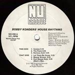 Bobby KONDERS - House Rhythms