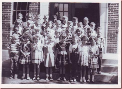 Kindergarten Class Morrison School
