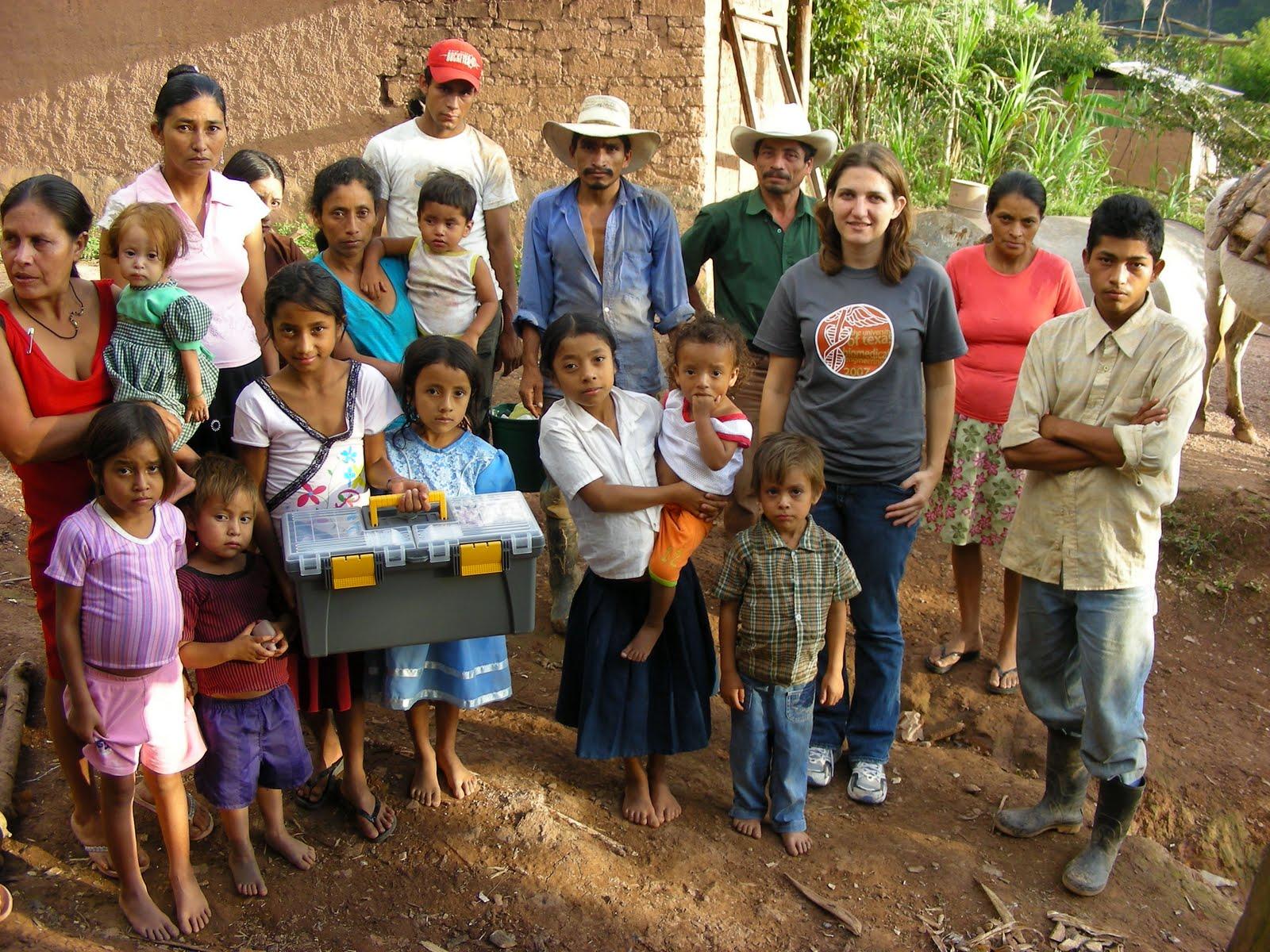 Honduran Villages Caught in Drug War's Cross-Fire - The New York Times