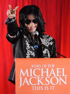 Michael Jackson纪念时 - mondo - Movie Cafe
