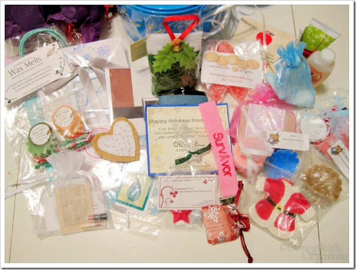 My Dream Sample Box Giveaway - Domestically Speaking