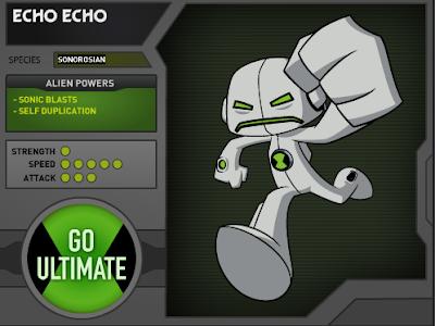 Echo - Echo