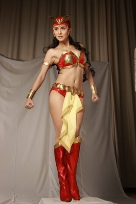 Marian Rivera as &quot;Darna&quot;