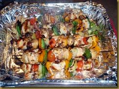 Best chicken kibabs ever!