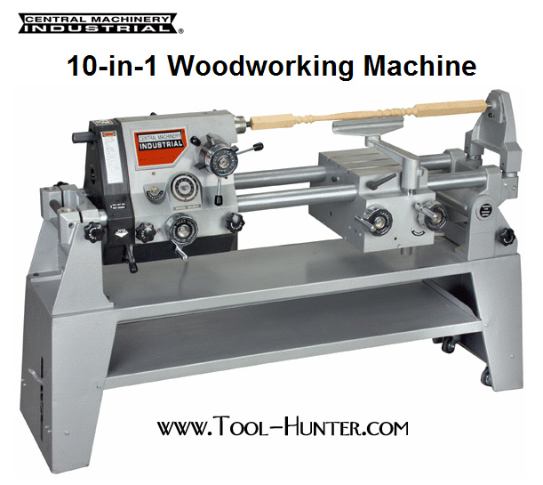 Super Shop Woodworking Machine