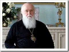Хто поставить діагноз Його Святості? Патріарх Філарет (Денисенко), Предстоятель Української Православної Церкви - Київського Патріархату.