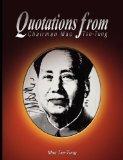 Цитатник председателя Мао Мао Цзедун