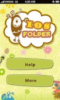 Screenshot of IOS Folder
