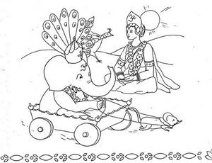 Shri Ganesha és Karttikeya