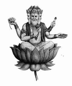 brahma, a teremtő