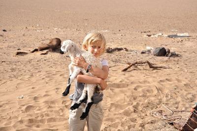 Maranjab – Wüste